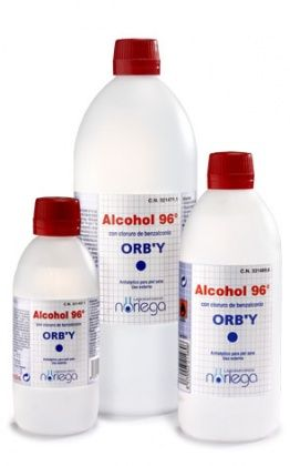 Alcohol Sanitario Orby